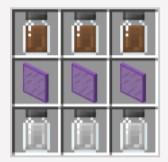 Hardened Glass Panes and Blocks