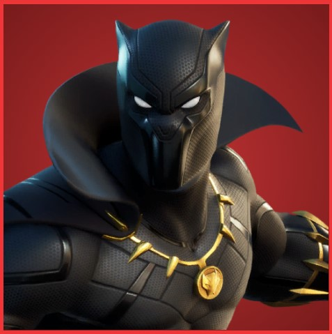 How Much is the Black Panther Skin Cost in Fortnite