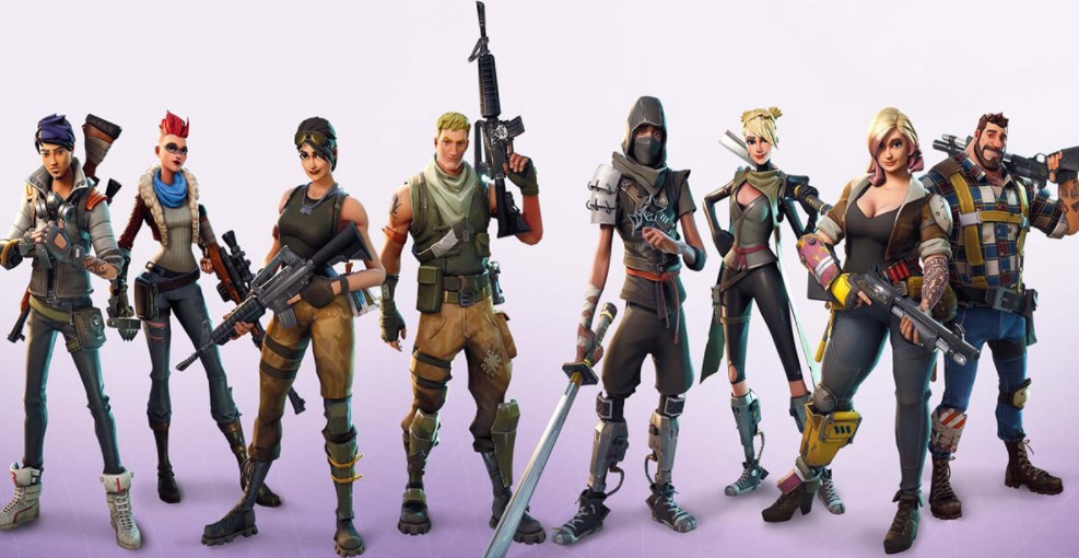 How Tall Is a Fortnite Character