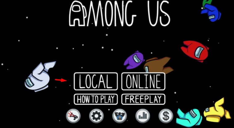 How to Play Among Us Local Multiplayer