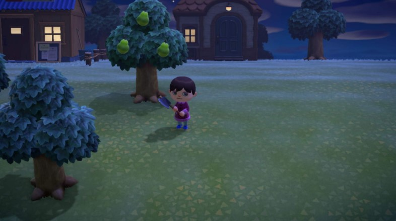 How to get the axe in Animal Crossing