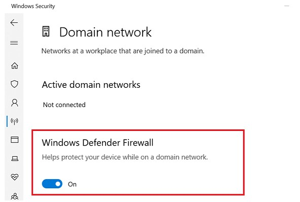 Method 1 Turn off Windows Firewall
