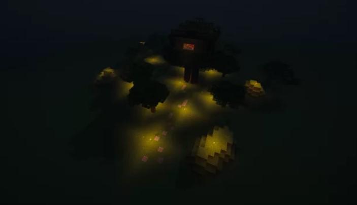 Minecraft Story Mode Jesse's Treehouse by Mistereman