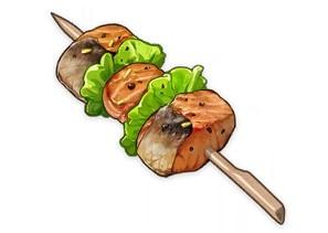 Mondstadt Grilled Fish