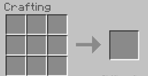 Open the Crafting Menu.