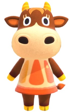 Patty Animal Crossing Appearance