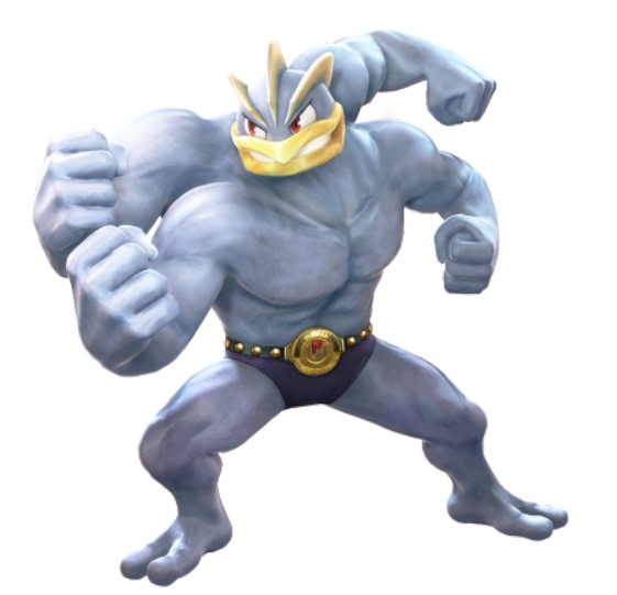 Pokemon Go Machamp PVP