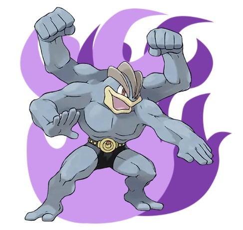 Pokemon Go Shadow Machamp Counter