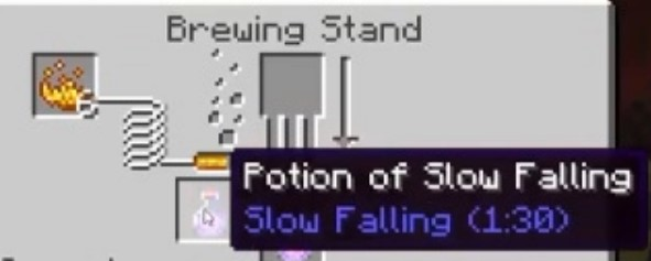Potion of Slow Falling (1-30)