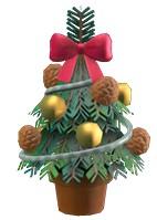 Tabletop Festive Tree recipe