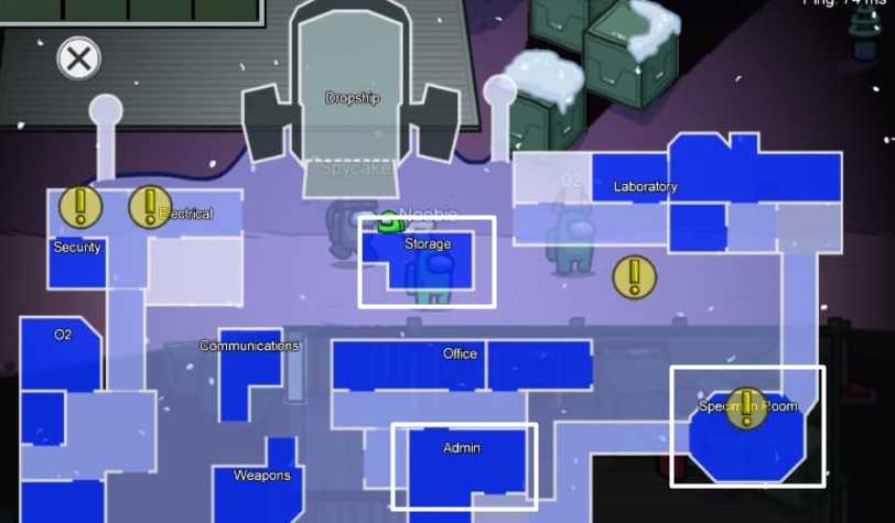 The Best Rooms to Kill in Polus Map