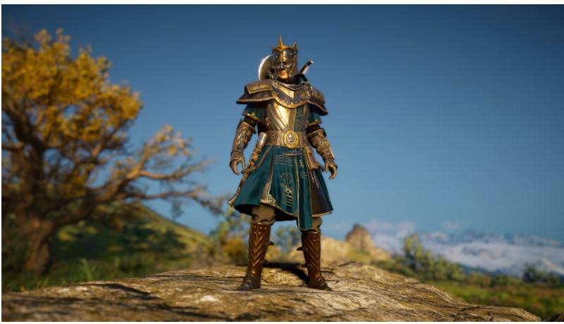 Thegn's Armor Set