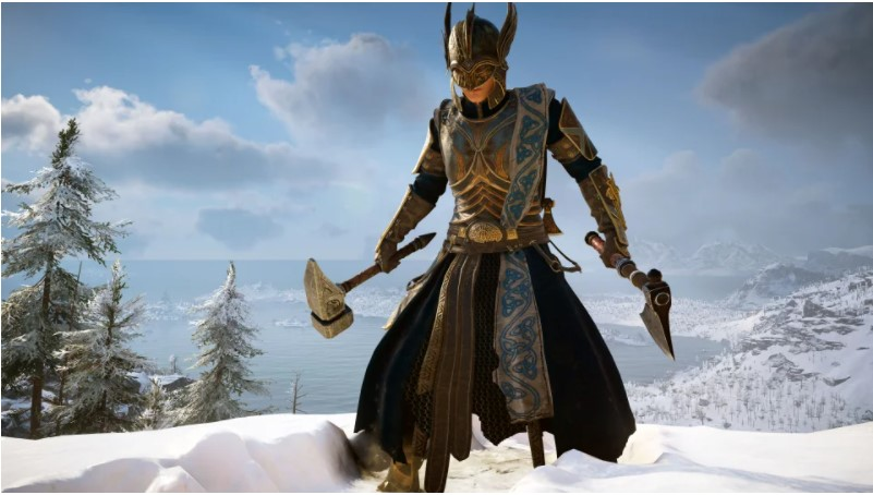 Thor's Armor Set
