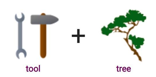 Tool + Tree