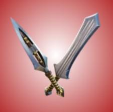 Vibranium Daggers Harvesting Tool