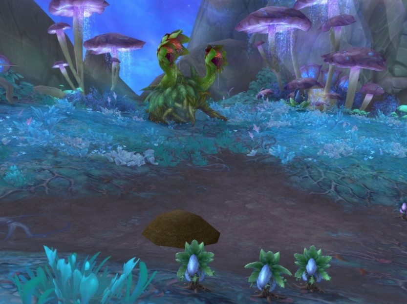 What Is an Unusually Large Mushroom in WoW Shadowlands1