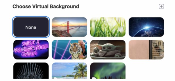 What is Virtual Background on Zoom