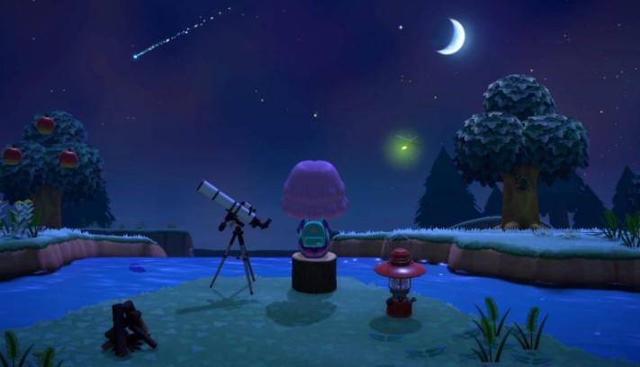 Zoom background: Animal Crossing New Horizons