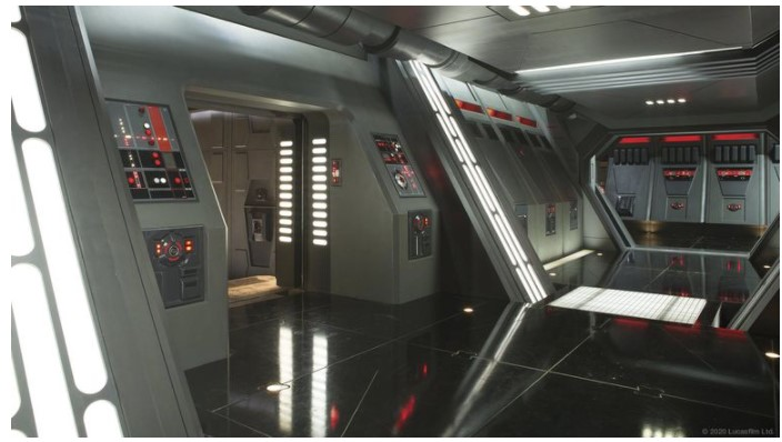 Zoom background Star Wars