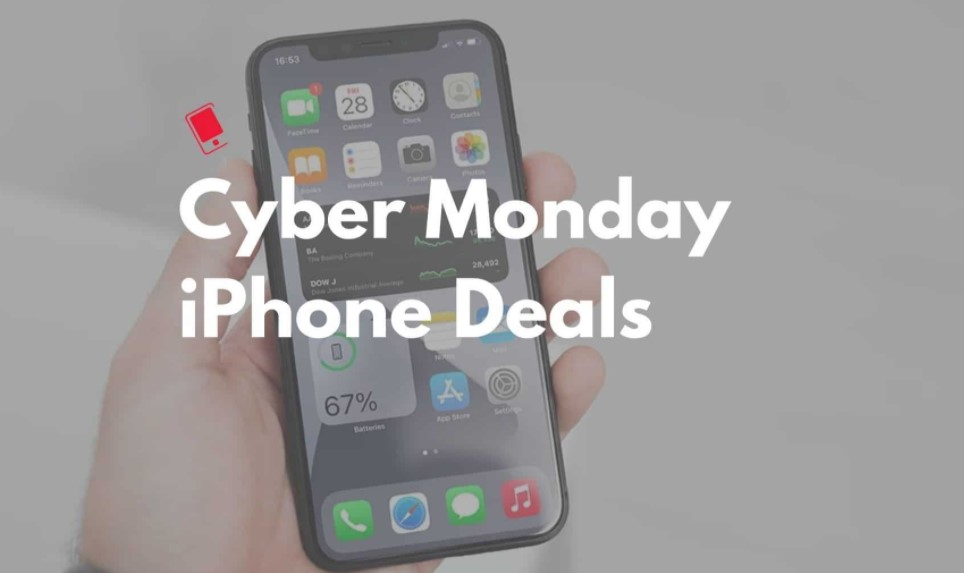 iPhone 12 Pro Max Cyber Monday Deals Info