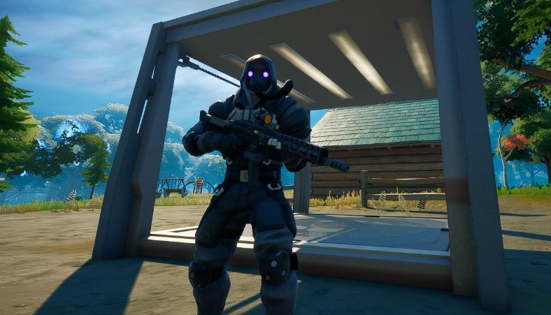 All Fortnite IO Guard,
