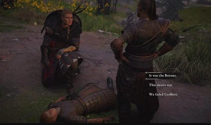 Ceolbert will pass away and Ivarr will demand an explanation.