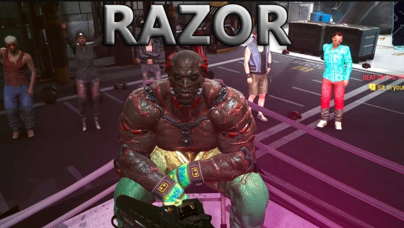 How to Beat Razor in Cyberpunk 2077 Easily