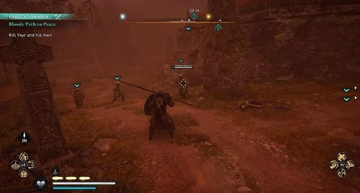 Kill Ynyr and all his men