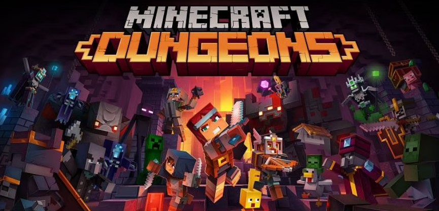 Minecraft Dungeons Crossplay with PC and Xbox