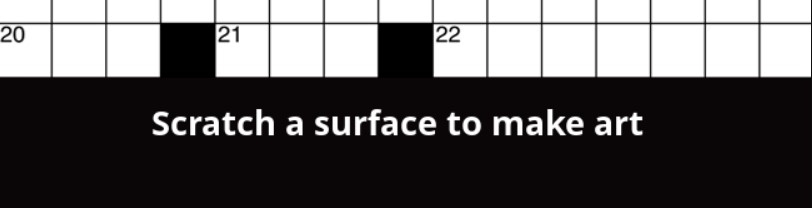 Scratch the Surface of a Car Crossword Clue