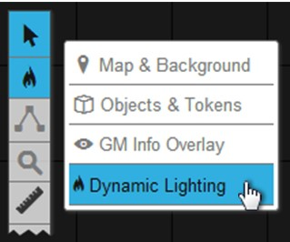 Set Dynamic Lighting Layer