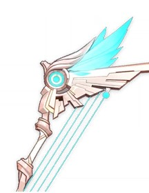 Skyward Harp-