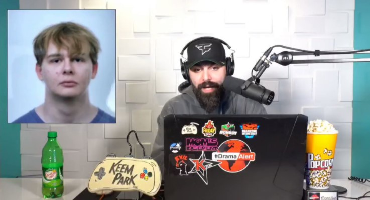 The allegations of CallMeCarson have been discussed in a Youtube's video named Keemstar