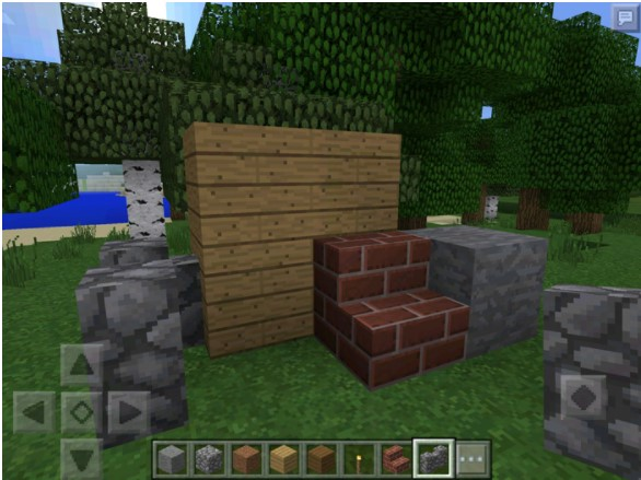 enter a new or existing world and enjoy the new textures.