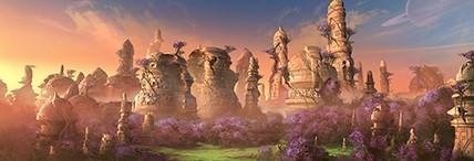 Abandoned Colony Ruins