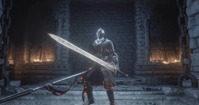 Black Blade Ds3