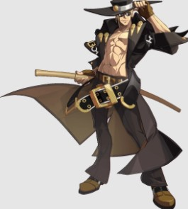 Johnny The Guilty Gear Xrd Rev 2