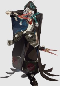 Raven The Guilty Gear Xrd Rev 2