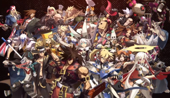 The Guilty Gear Xrd Rev 2