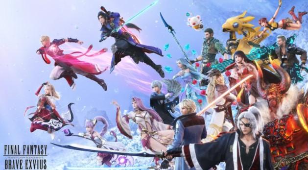 About Final Fantasy Brave Exvius (FFBE)