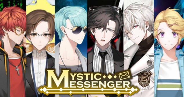 All Mystic Messenger Characters