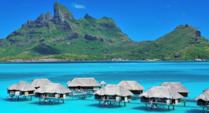 Bora Bora Honeymoon Package at Holiday Tarvel Website