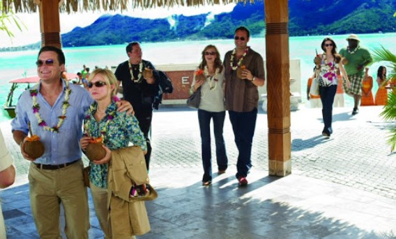 Bora Bora in movies