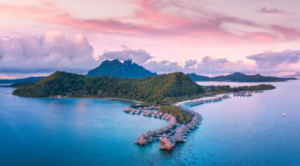 Conrad Bora Bora and Hilton Moorea Package