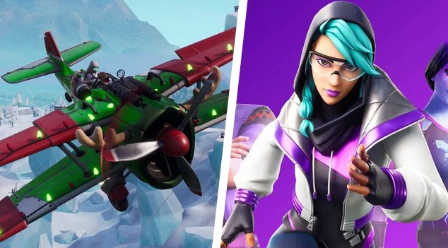 Fortnite Update 3.08 Patch Notes on March 2021