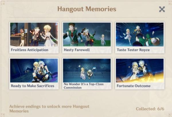 Genshin Impact Bennett Hangout Guide
