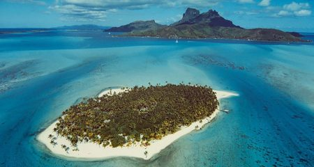 Half of Bora Bora owned by François Nars