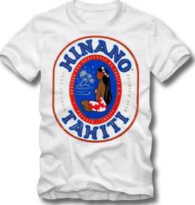 Hinano Beer T-shirts