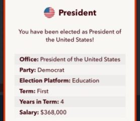 How to Become President in BitLife