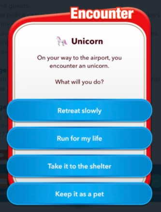 How to Find a Unicorn in BitLife